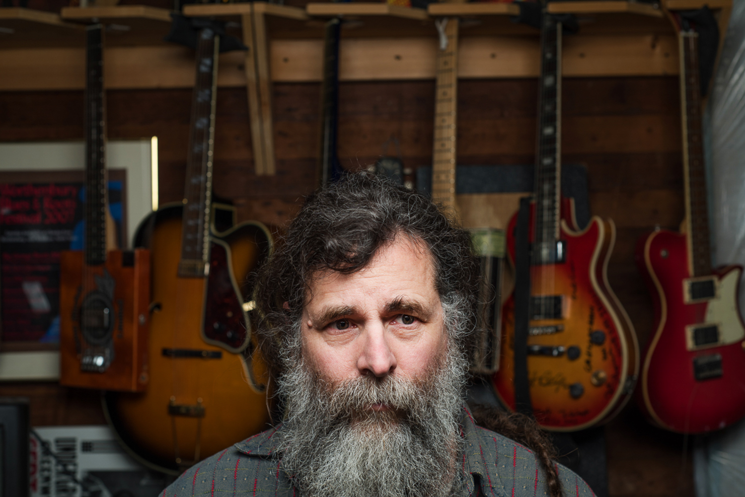 Mr. Bill Abel from Belzoni Mississippi, the undisputed king of the cigar box guitar. Plays the raw gut-bucket blues he learned from Paul Wine Jones, T Model Ford, Cadillac John and other bluesmen with unique names.