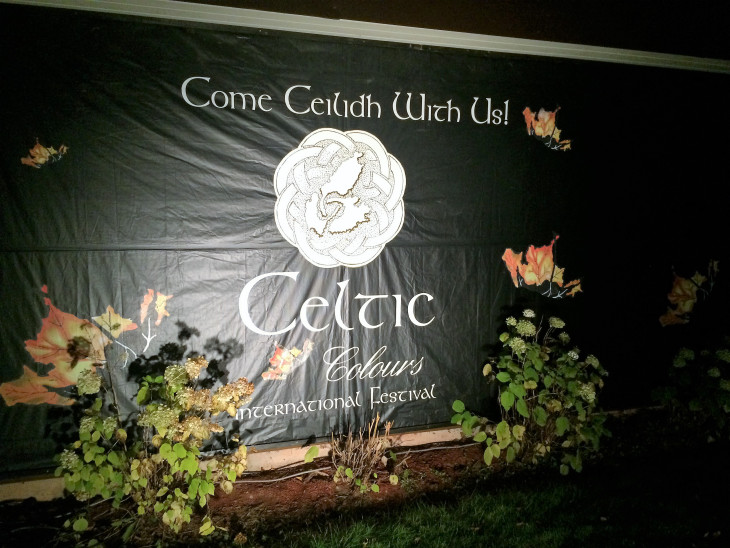 "FROM THE WEB SITE – ""CELTIC COLOURS IS AN EXPERIENCE LIKE NO OTHER. FOR NINE DAYS IN OCTOBER, CAPE BRETON ISLAND IS ALIVE WITH MUSIC, ENERGY AND EXCITEMENT AS PEOPLE COME FROM FAR AND WIDE TO CELEBRATE OUR RICH CULTURE. FROM CONCERTS TO DANCES AND WORKSHOPS TO COMMUNITY SUPPERS, WE OFFER A FULL RANGE OF EVENTS AGAINST A GORGEOUS BACKDROP OF AUTUMN COLOURS."""
