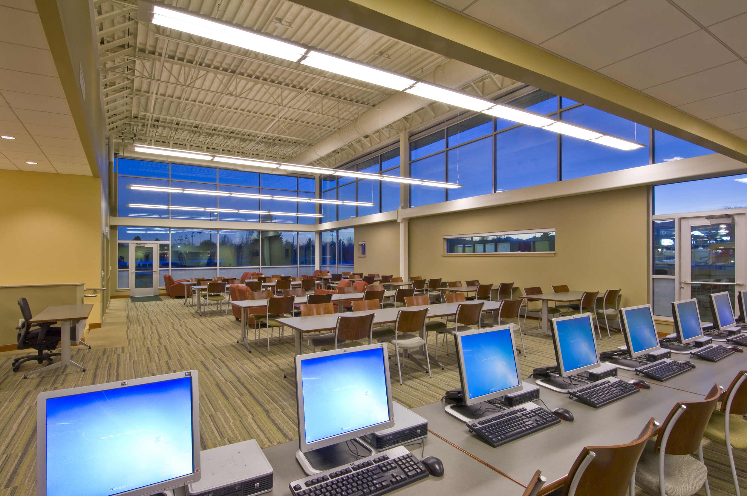 Classroom and laboratory design are just a few of the architectural projects Aller Architects PC in Fort Collins offers.