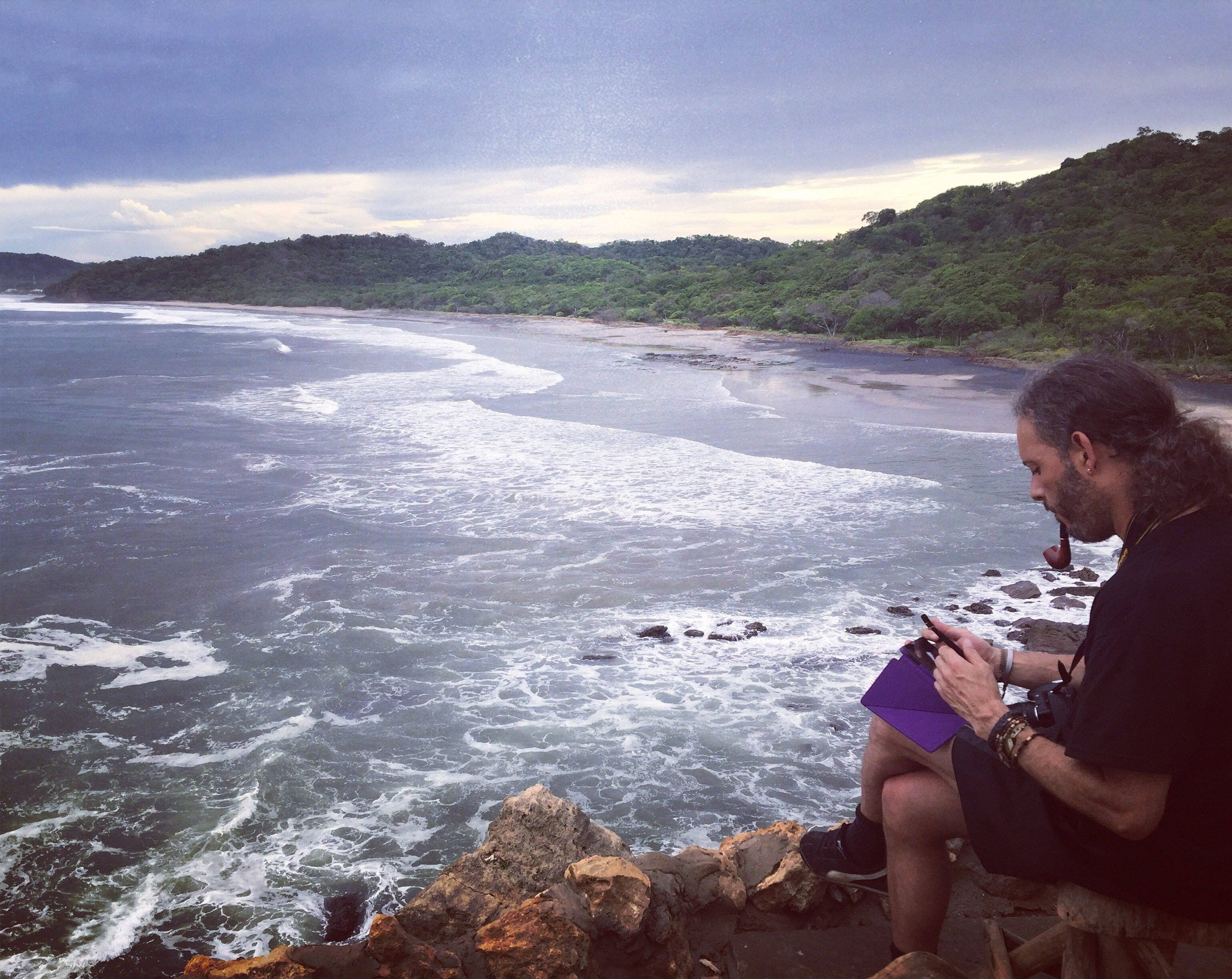 Playa Gigante, Nicaragua