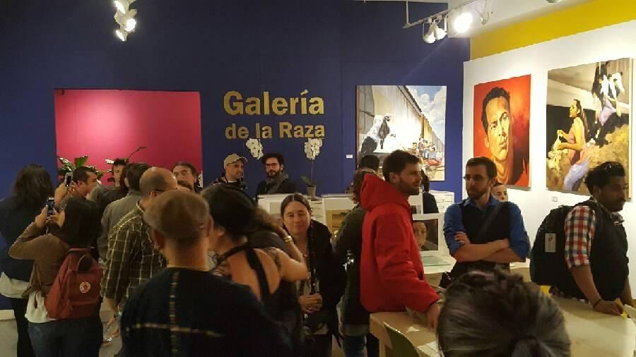 """""""Mujeres Luz"""" @ Galeria de la Raza"""