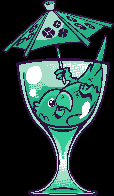 Glassbottom Games Logo