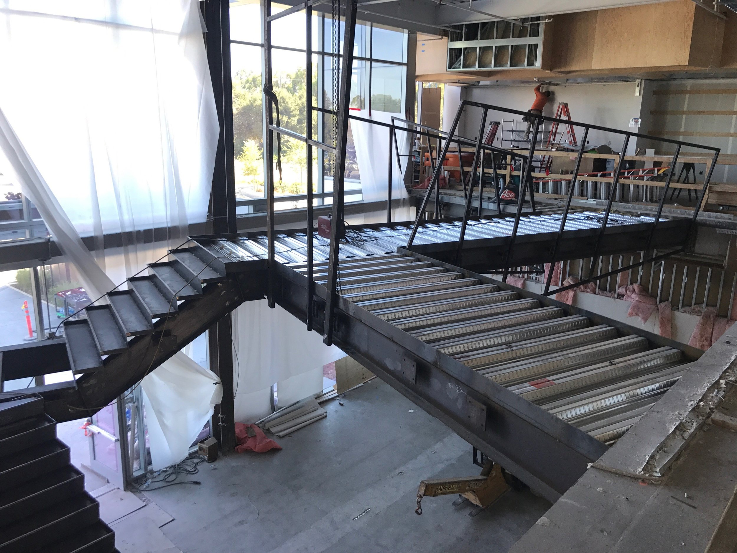 Project Information    Location / Menlo Park, California  Architect  / Kevin Daly Architects  Size  / 32,000 + 130,000 SF  Status / In progress