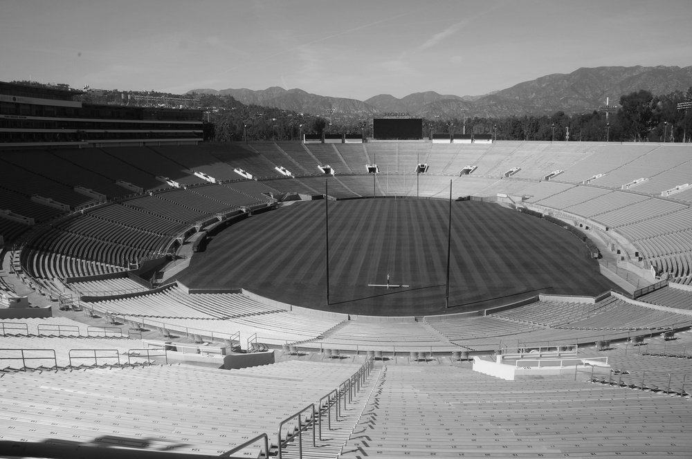 Rose Bowl Renovations - Location / Los Angeles, CaliforniaArchitect / N/ASize / N/AStatus / Completed 2017