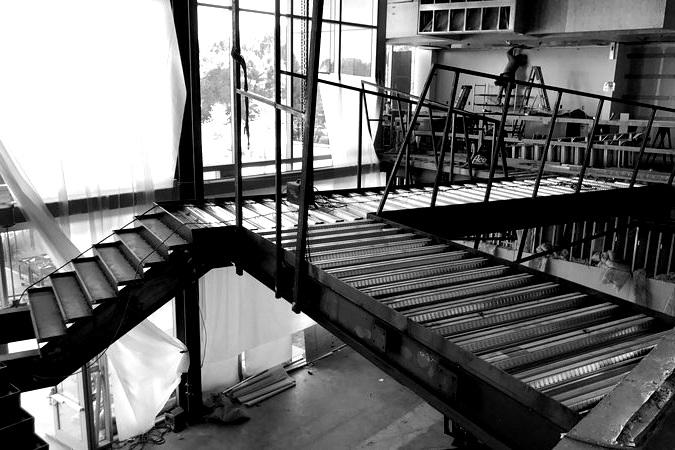 Facebook Menlo Park Tenant Improvements - Location / Menlo Park, CaliforniaArchitect / Kevin Daly ArchitectsSize / c.130,000 SF & c.30,000 SFStatus / In progress