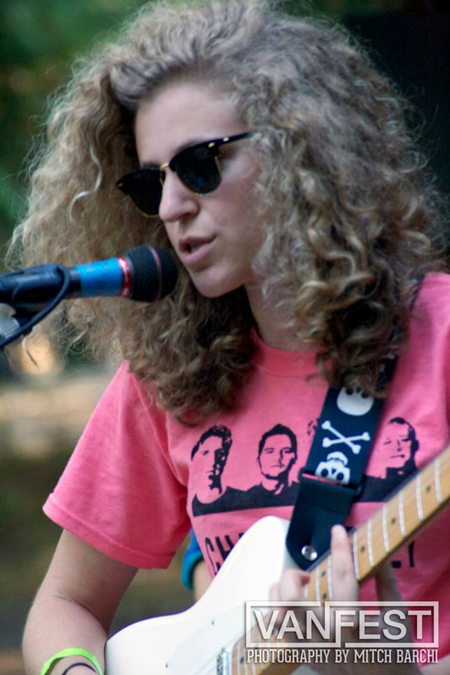 Julia Shapiro of Chastity Belt