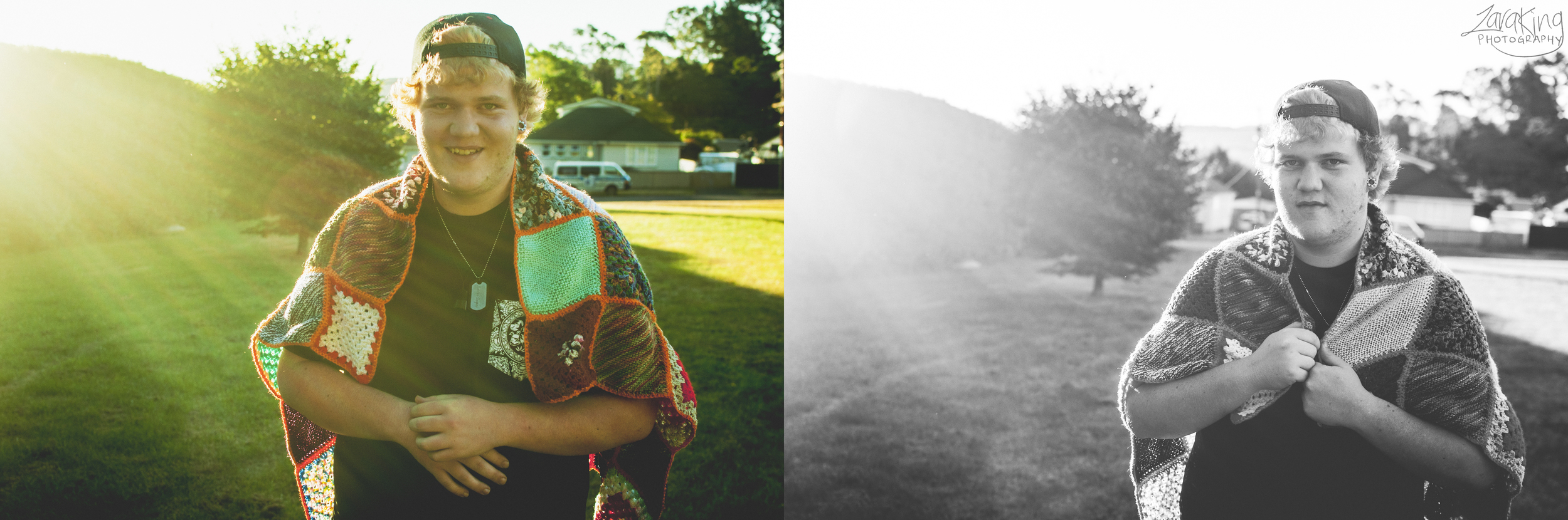 Zara King Photography | Blog | Portrait session with my brother Nathaniel