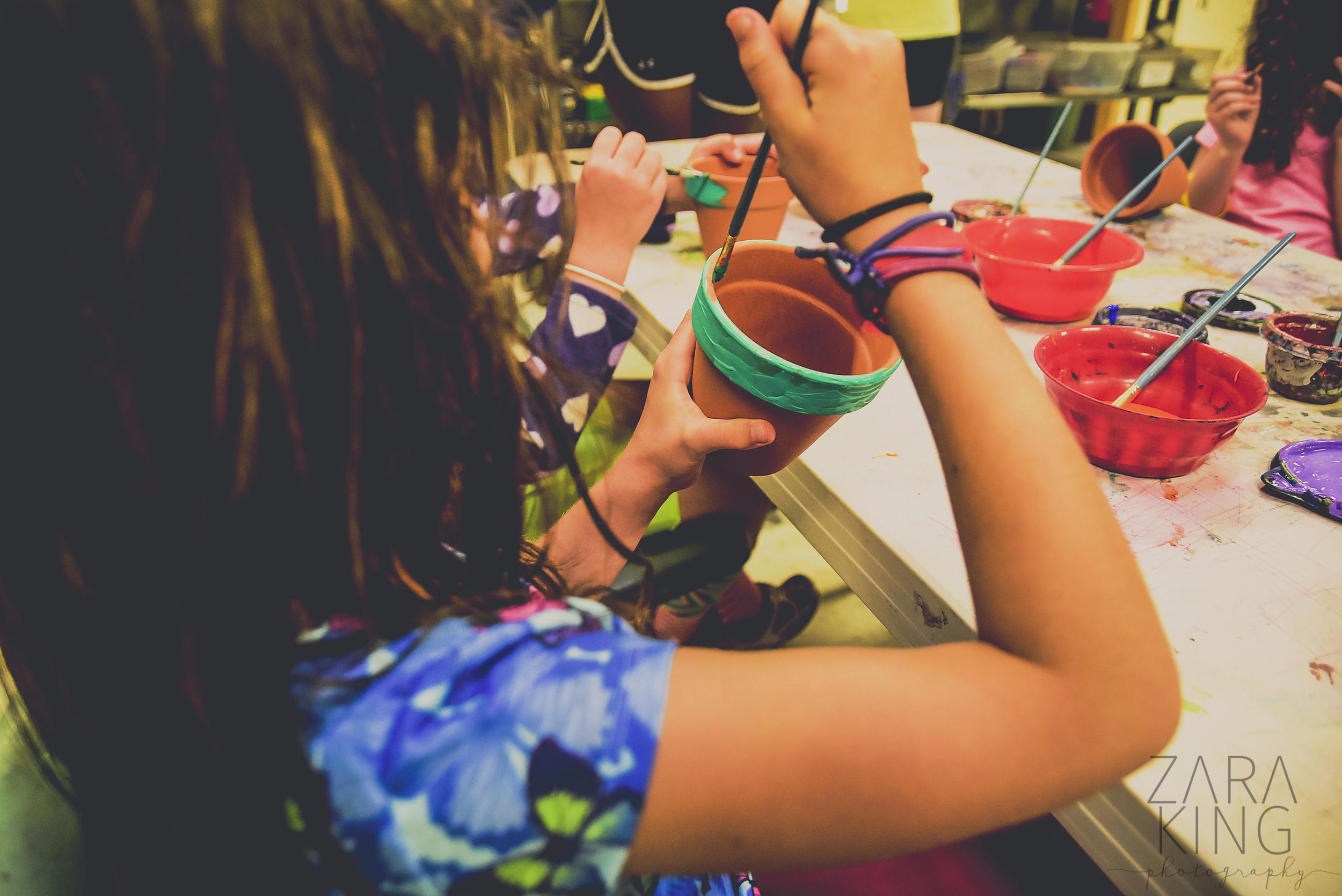 camp winona arts and crafts