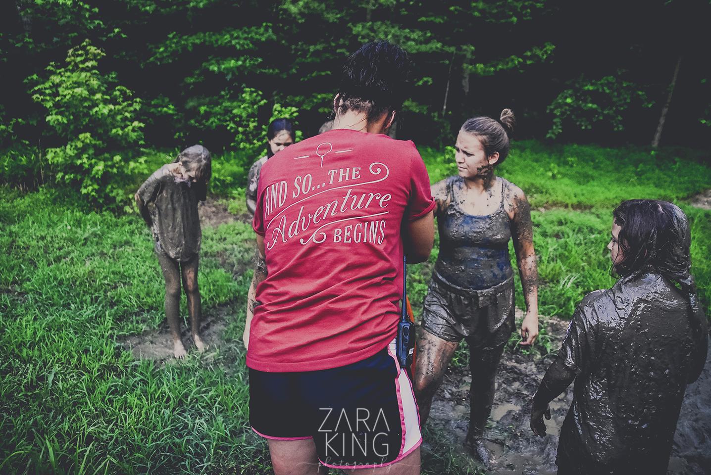 camp winona mud pit