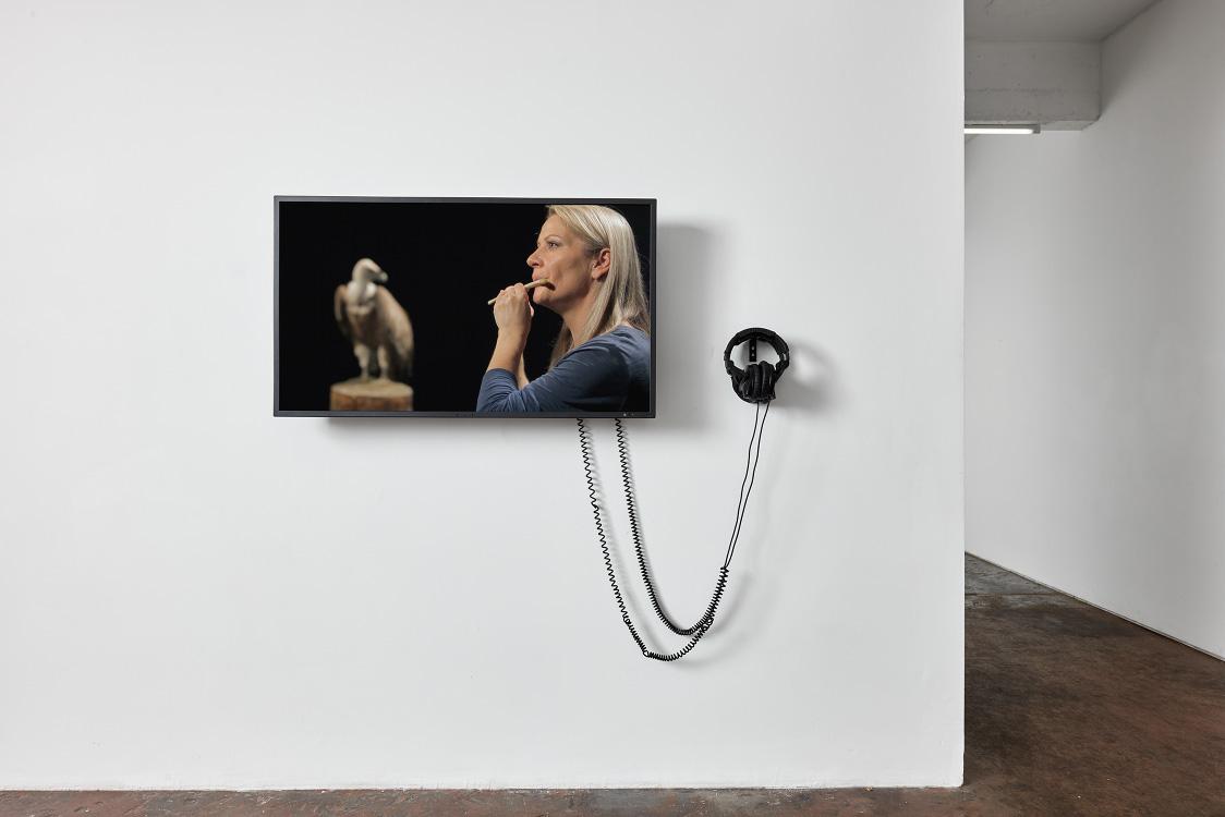 Allora & Calzadilla, Raptor's Rapture,  2012, Single channel video with sound 23:30 min. Courtesy Lisson Gallery.