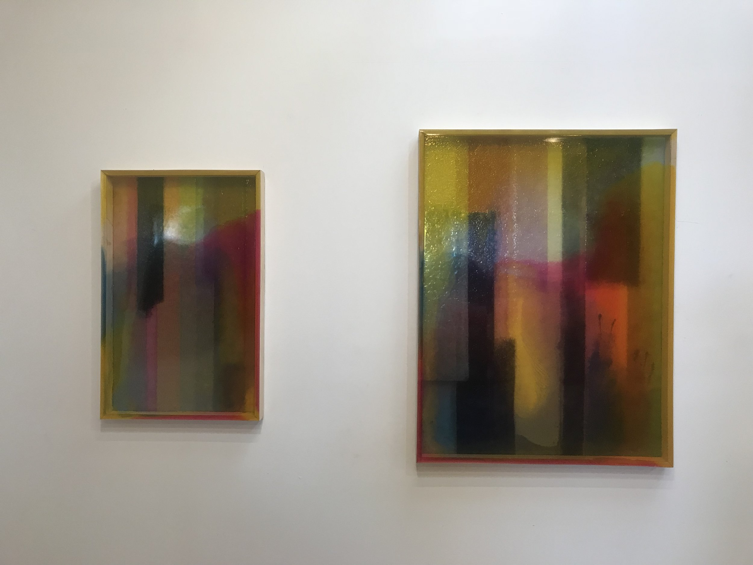 scale and Diptych observe unforgotten parts