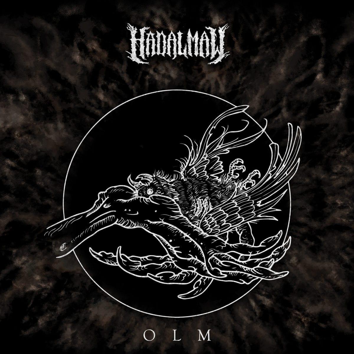 "Hadal Maw - ""Olm"" (2017)    Facebo ok   Spotify"