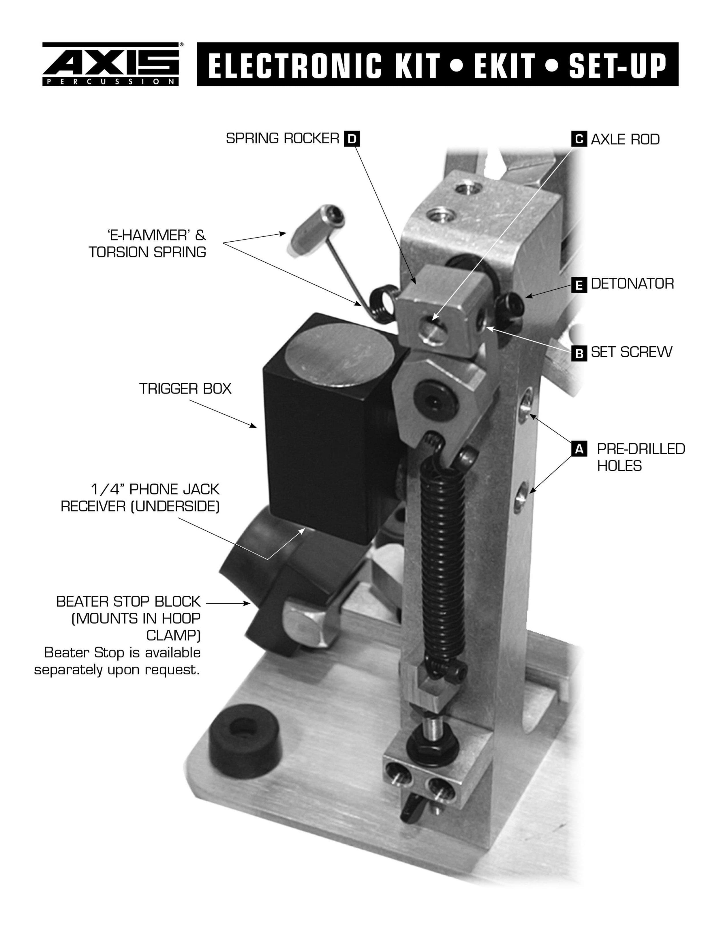 e kit hammer diagram