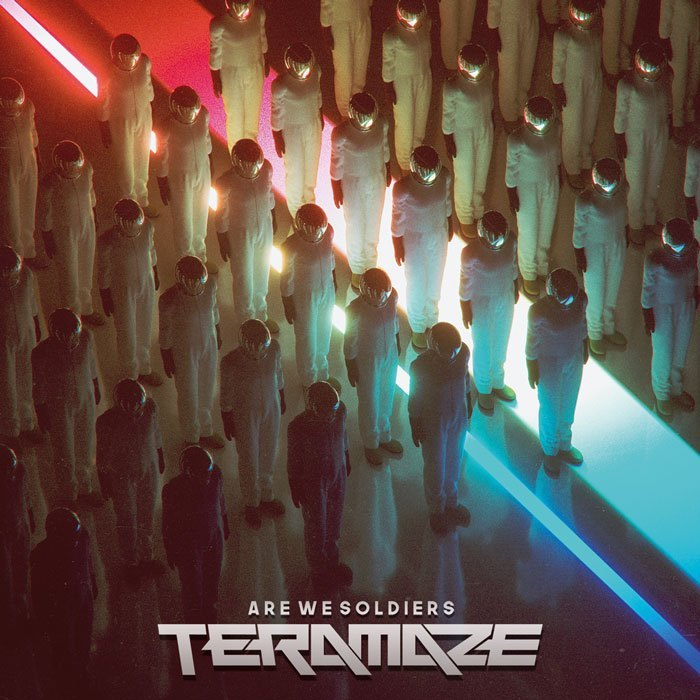 "Teramaze - ""Are We Soldiers"" (2019)    Facebook    Spotify"