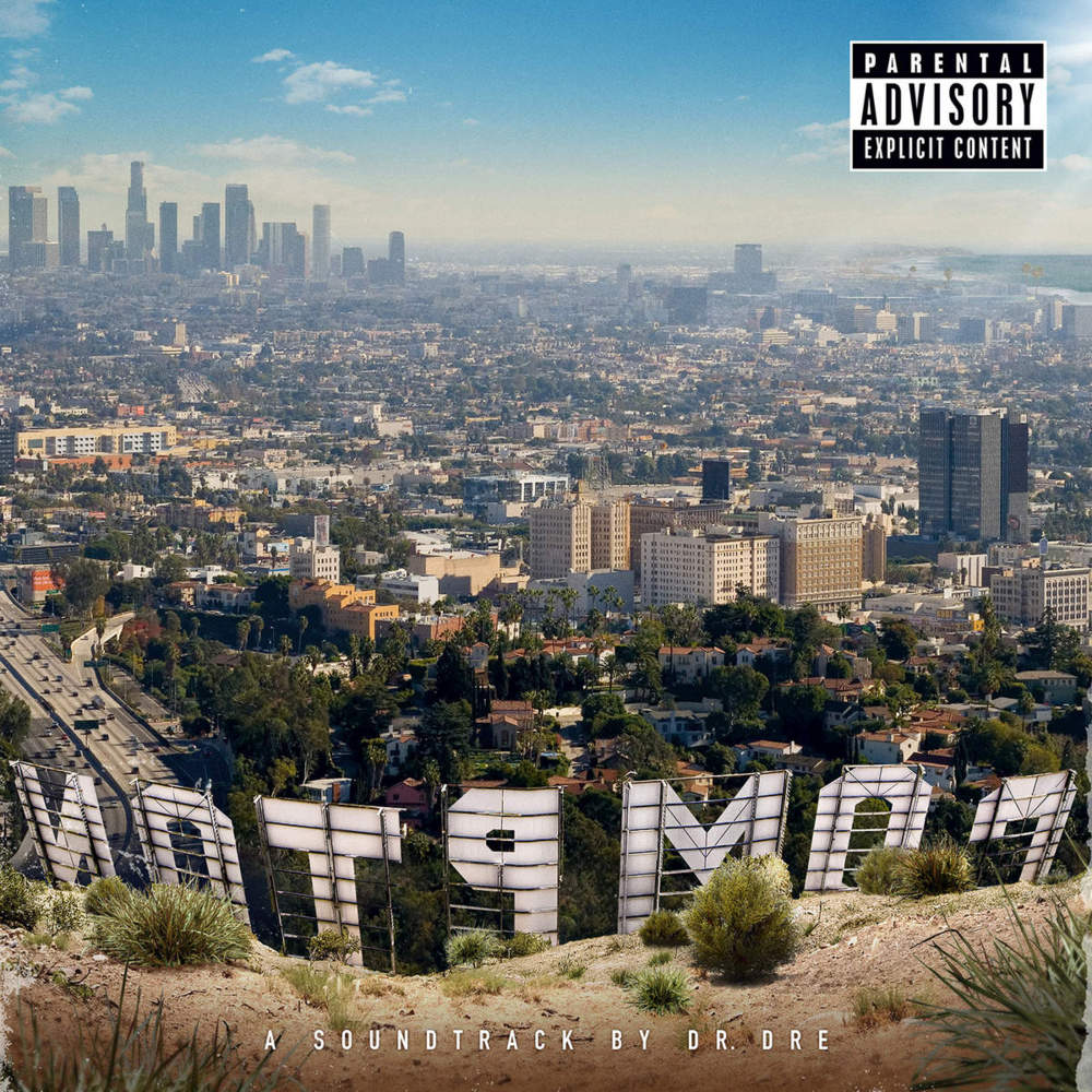 Compton: A Soundtrack By Dr.Dre