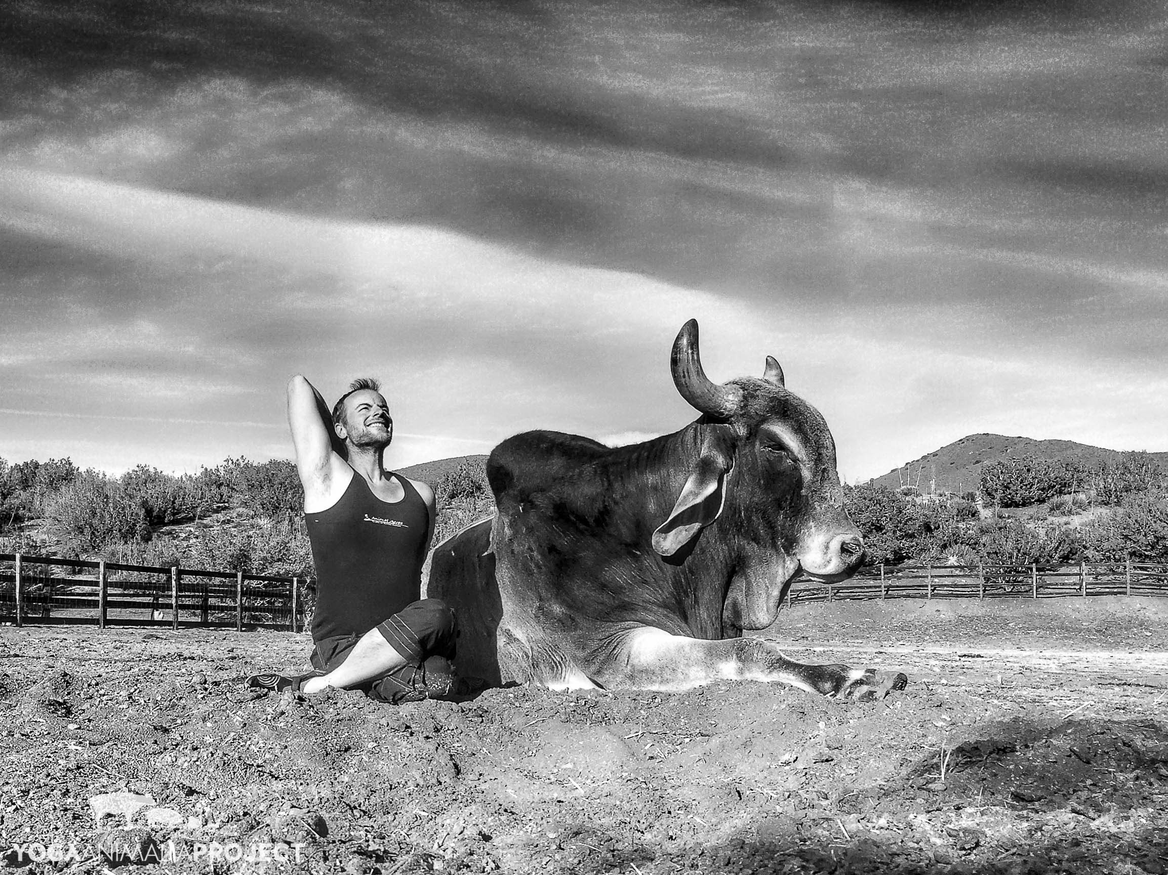 Happy times with Mr. Ed, Farm Sanctuary, Acton, California
