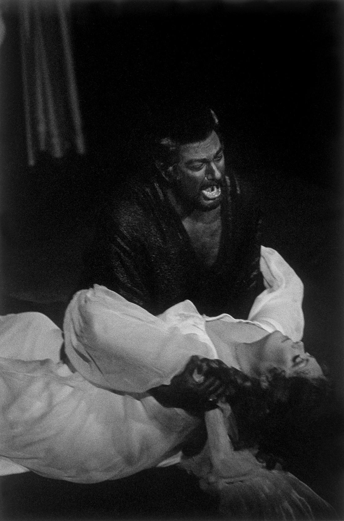 Placido Domingo & Margaret Price, Othello