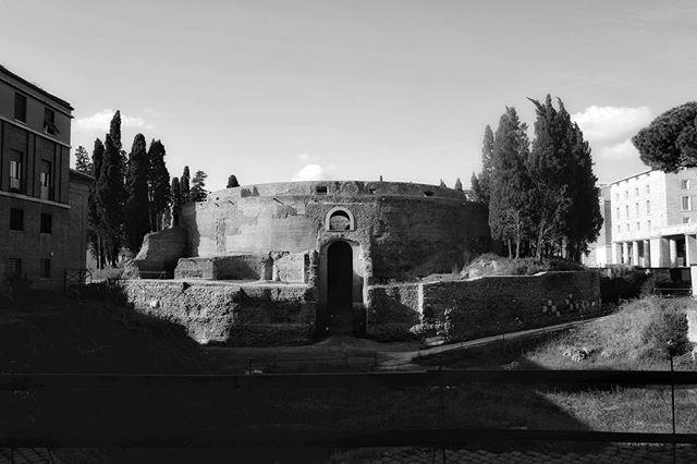 Mausoleo di Agosto — 4pm