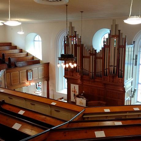 The Parish Church in Markinch, Fife