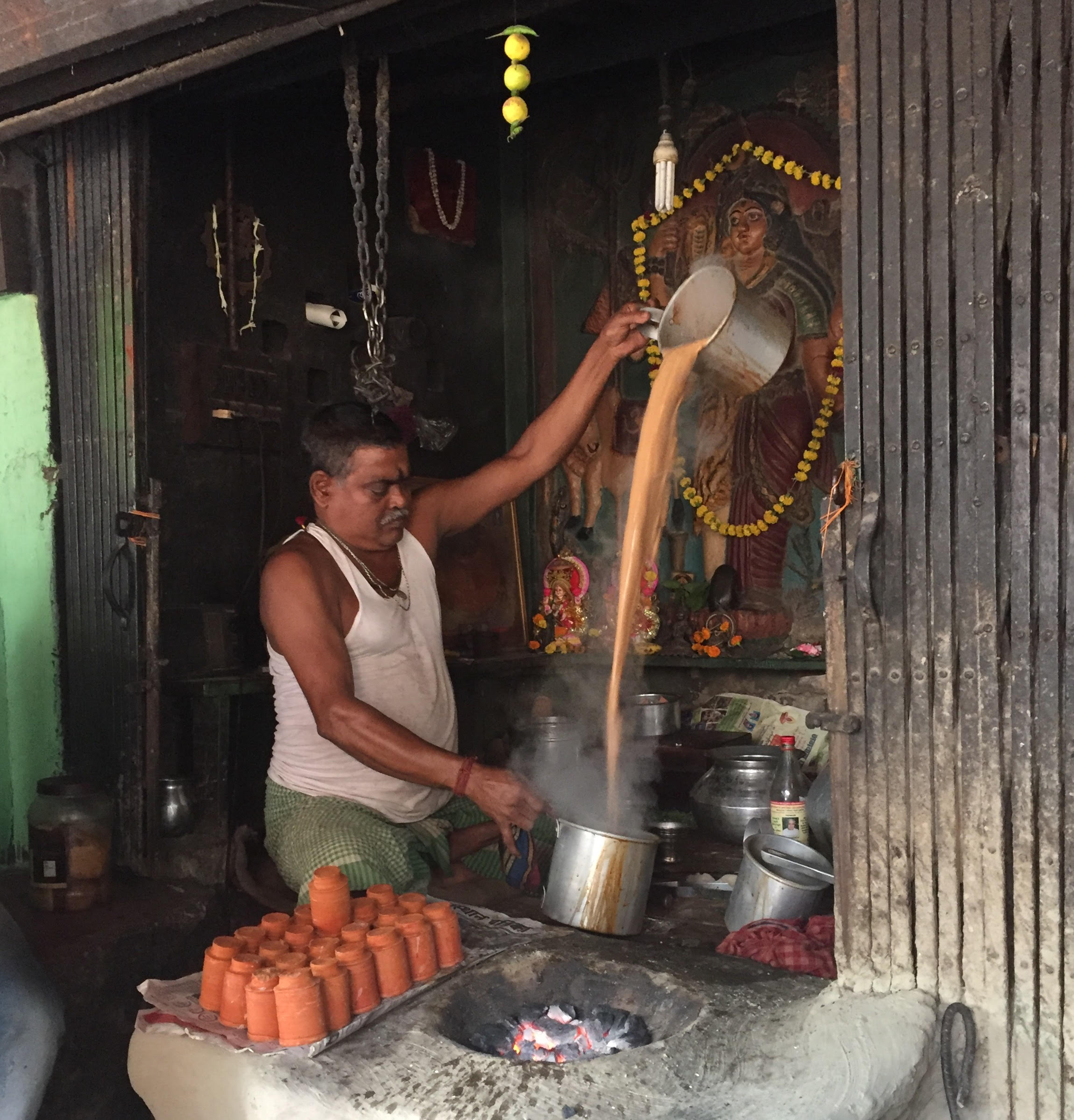 The Art of Making Masala Tea