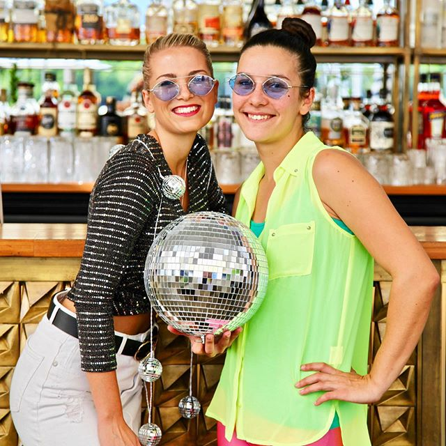 "We're ""DISCO"" ready!! 🕺🏼 Are you? 🤷‍♀️ This FRIDAY 31 MAY 
