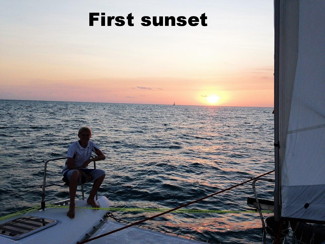 First sunset.JPG