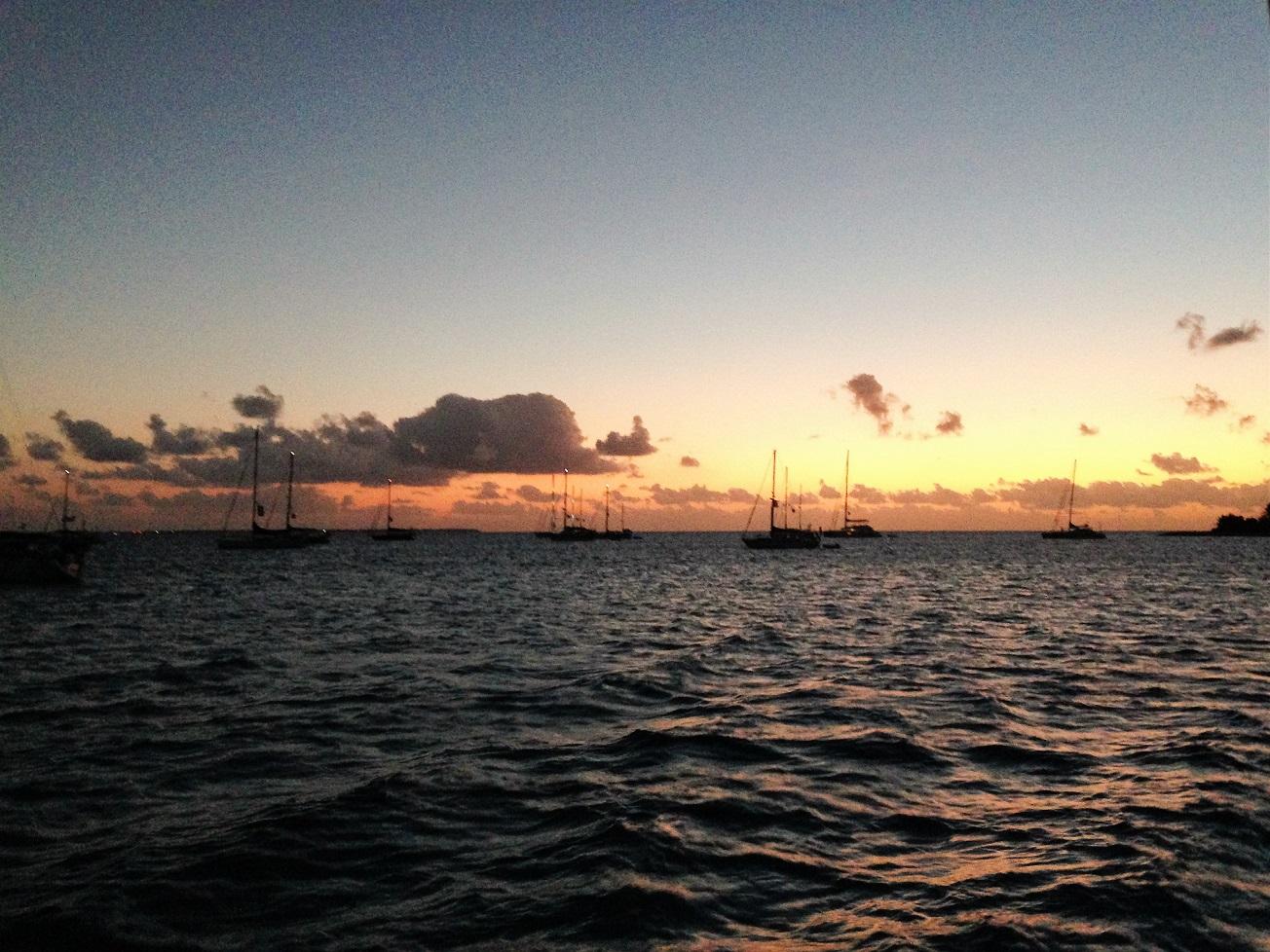 fleet at dusk.JPG