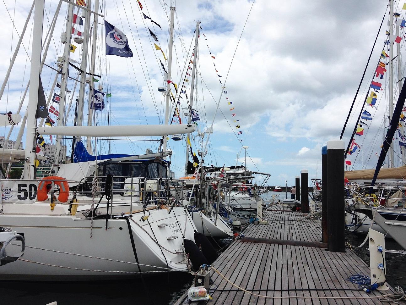 ARC boats at Marina (1).JPG