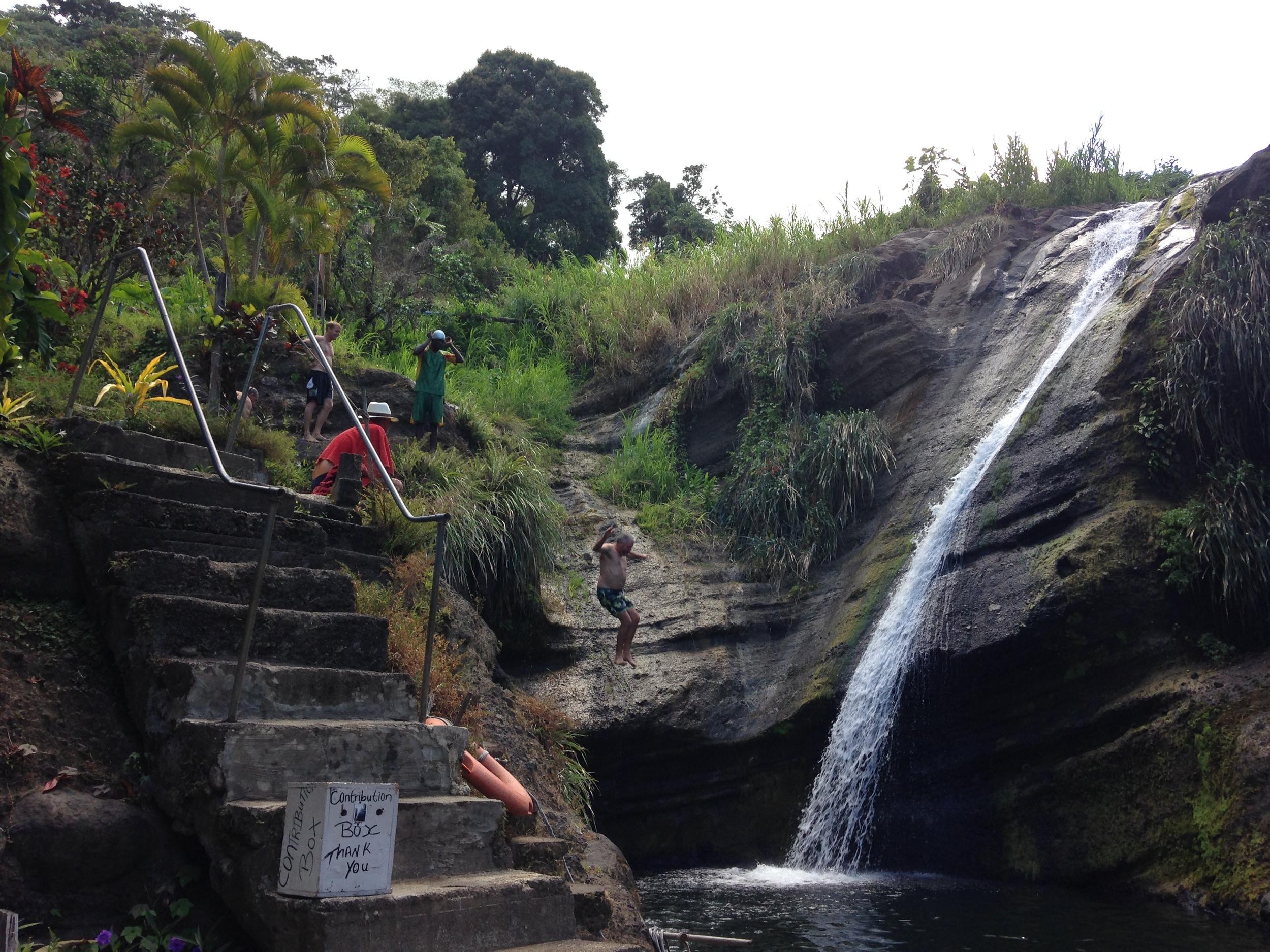 Pete waterfall.JPG