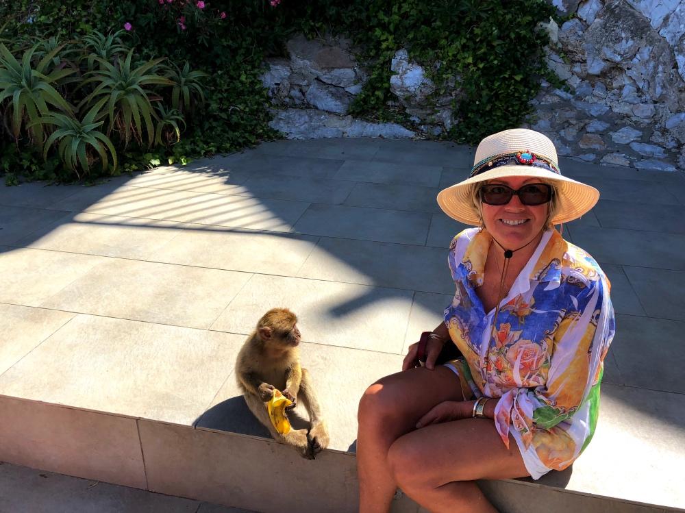 Deb and monkey.jpg