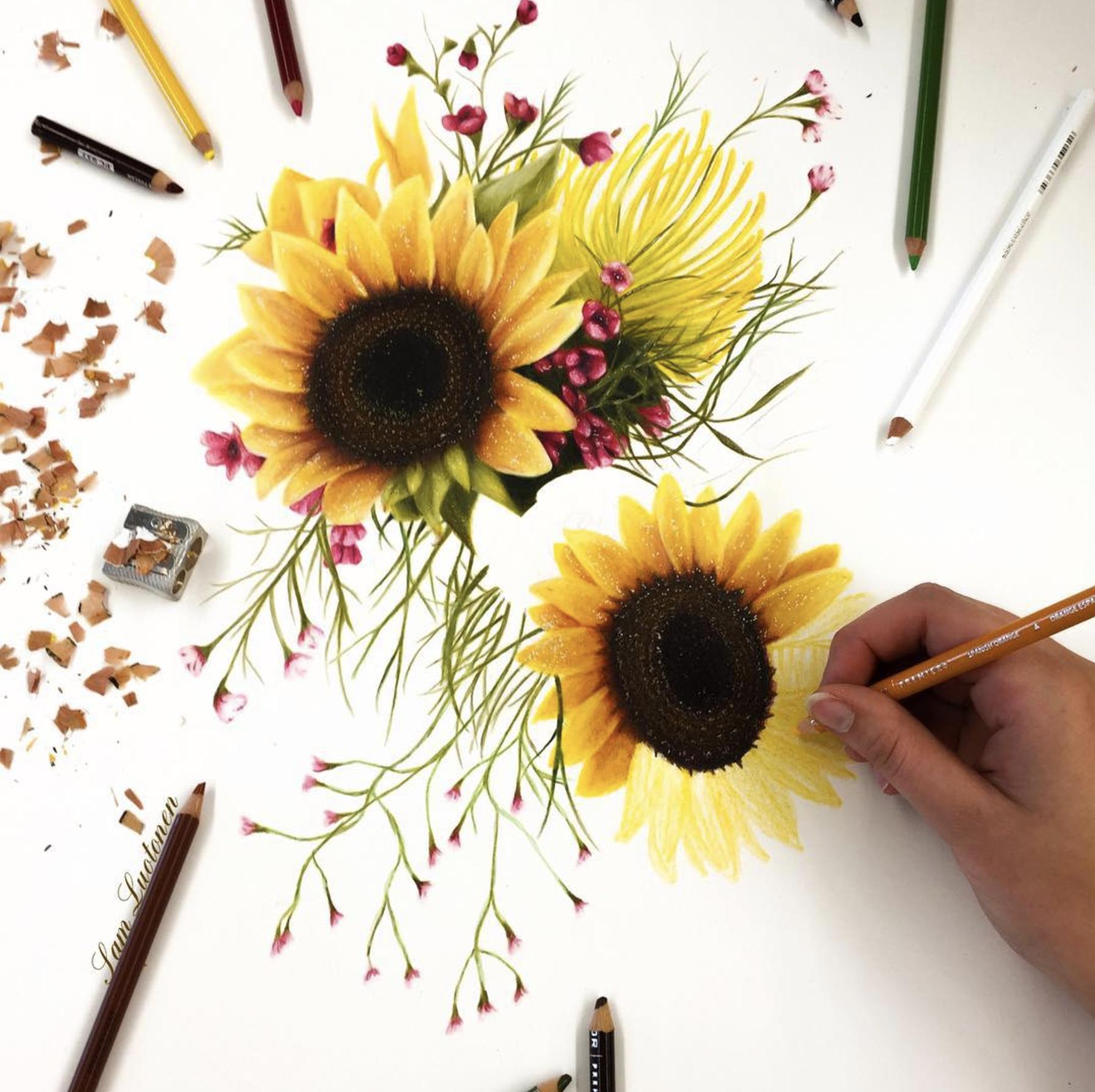 SamLuotonenSunflowers