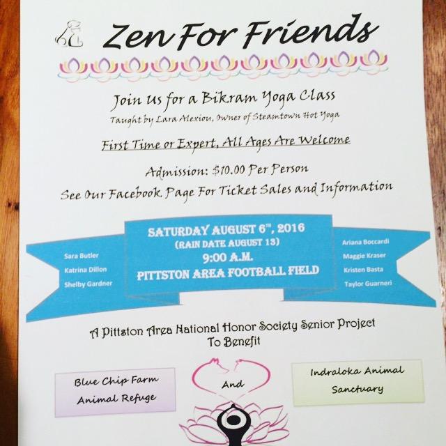 Zen for Friends