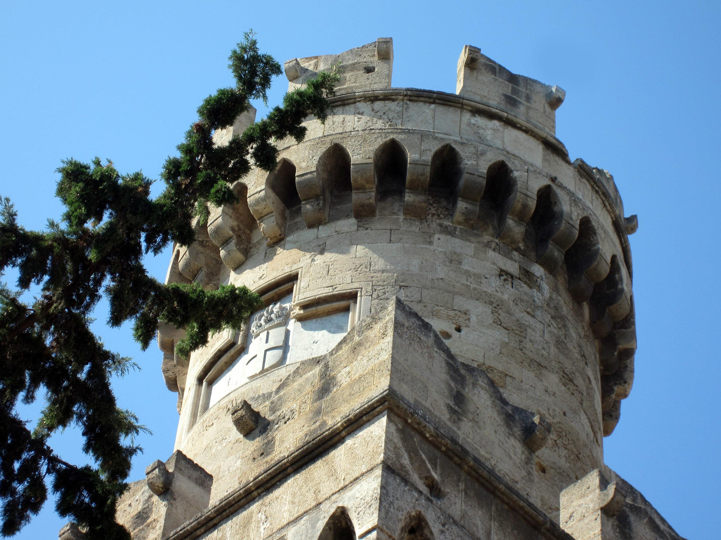 Rhodes Town Castle