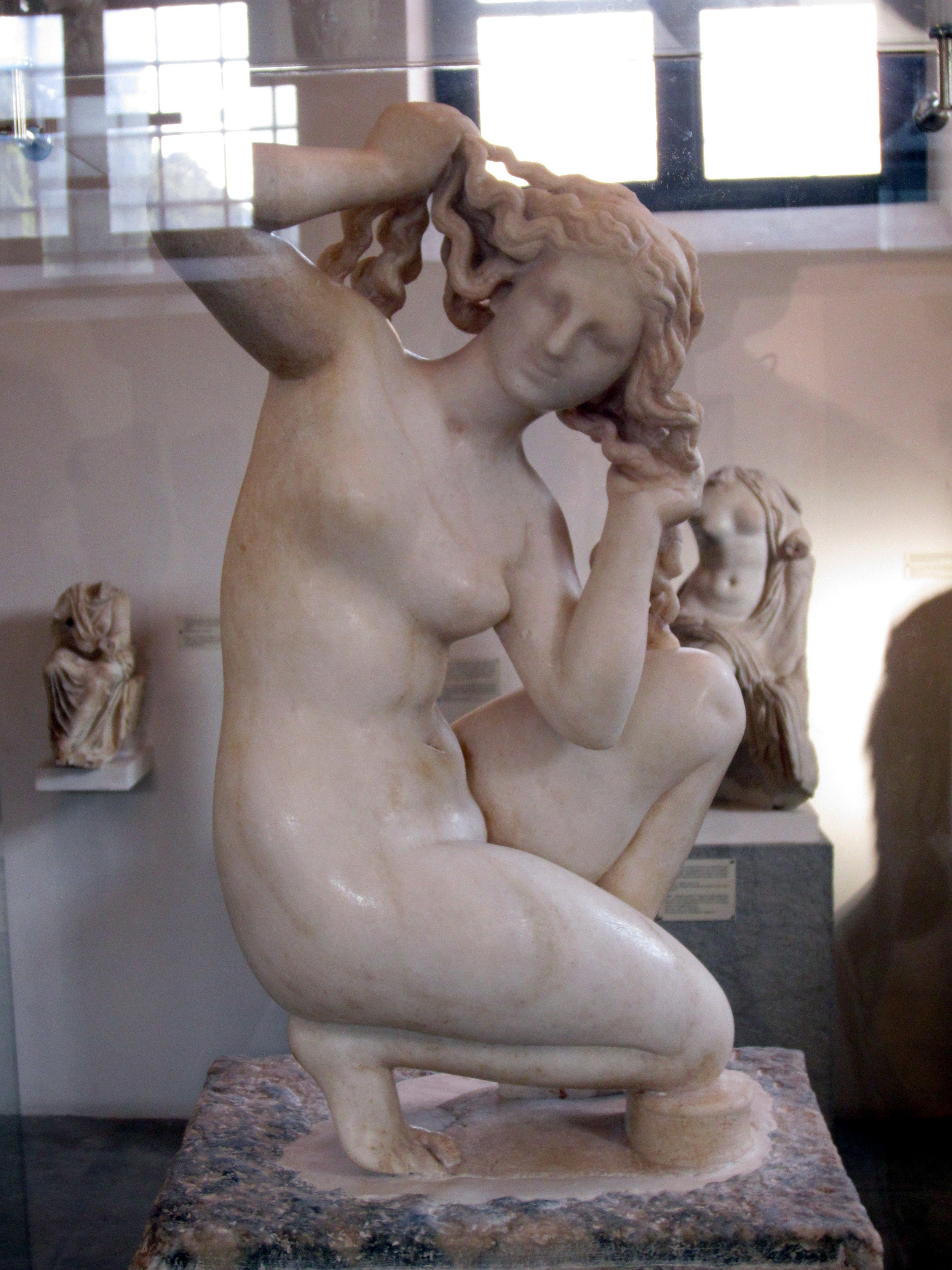 Aphrodite her self