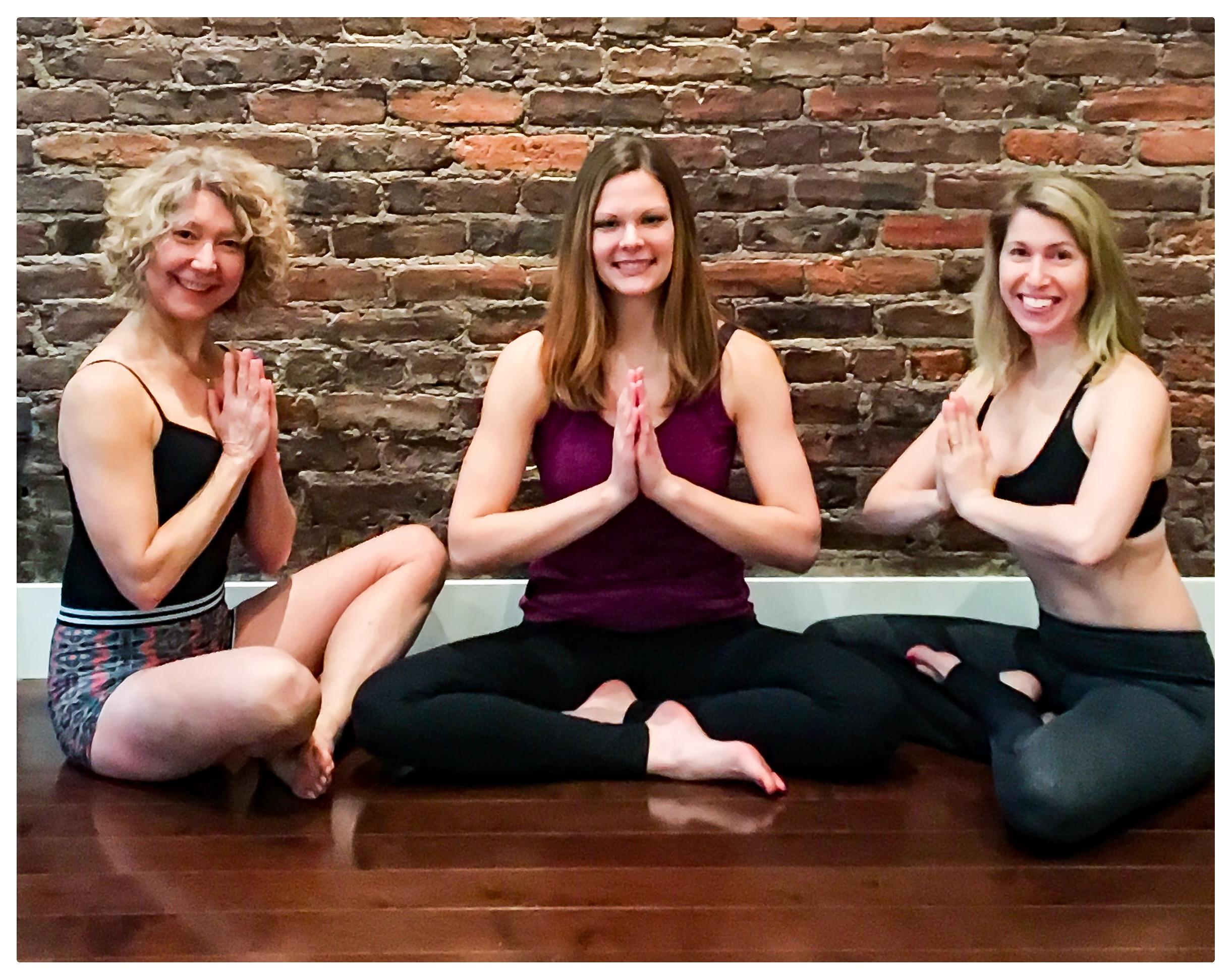 Instagram Yoga challenge hosts