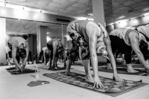 Hot yoga 60 class
