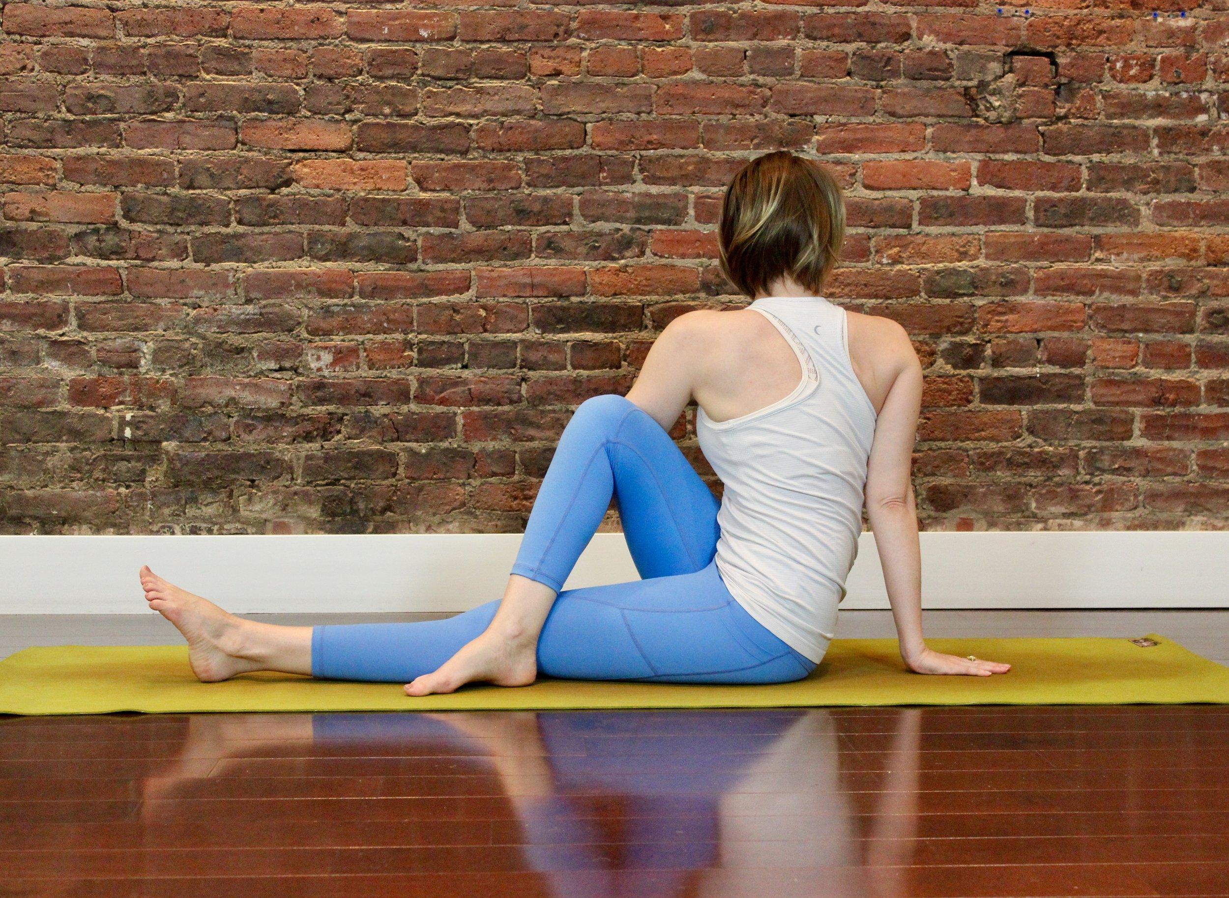First for Women Mag Yoga Lara Alexiou spine twist.jpg