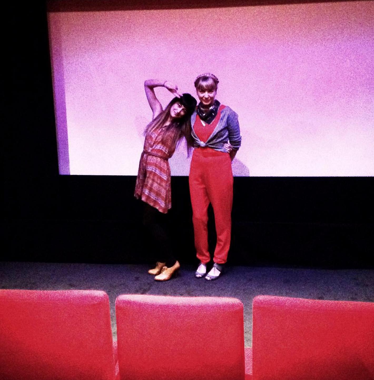 Directors Amanda Mesaikos & Susanne Aichele