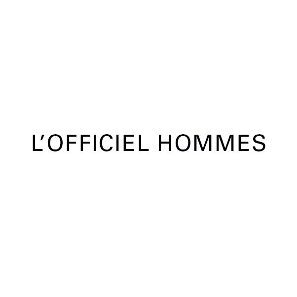 L'OFFICIEL HOMMES