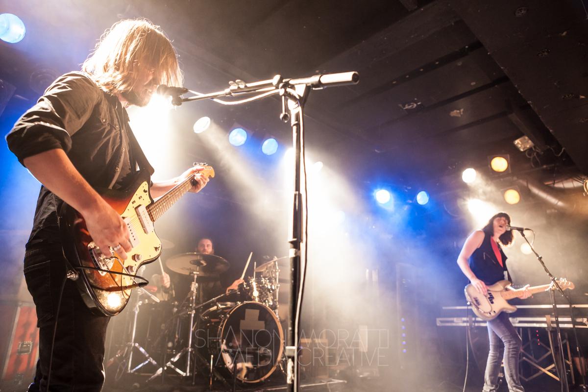 Band of Skulls.  Oslo, 2015