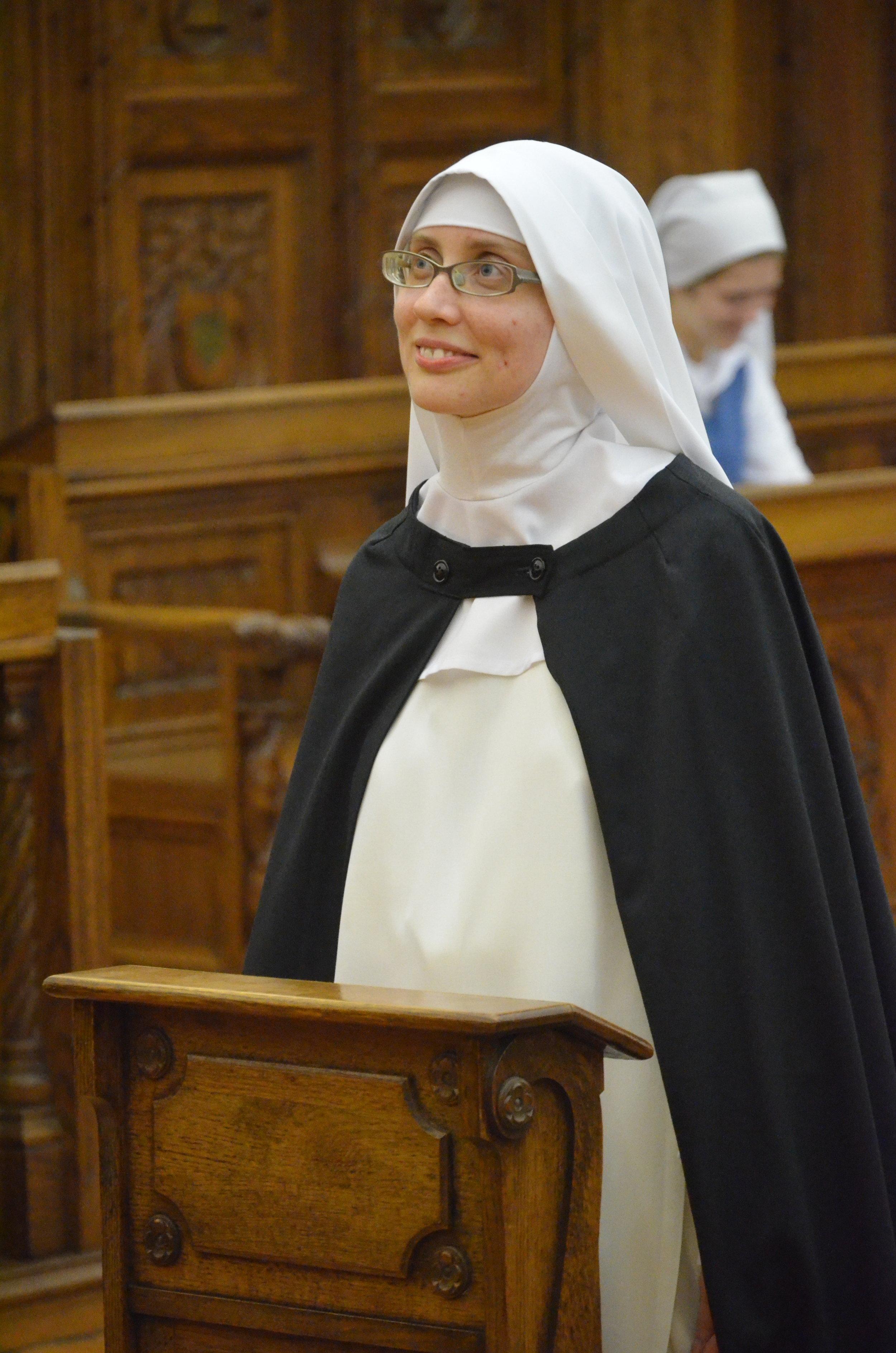 Sr. Maria Johanna's First Profession Mass