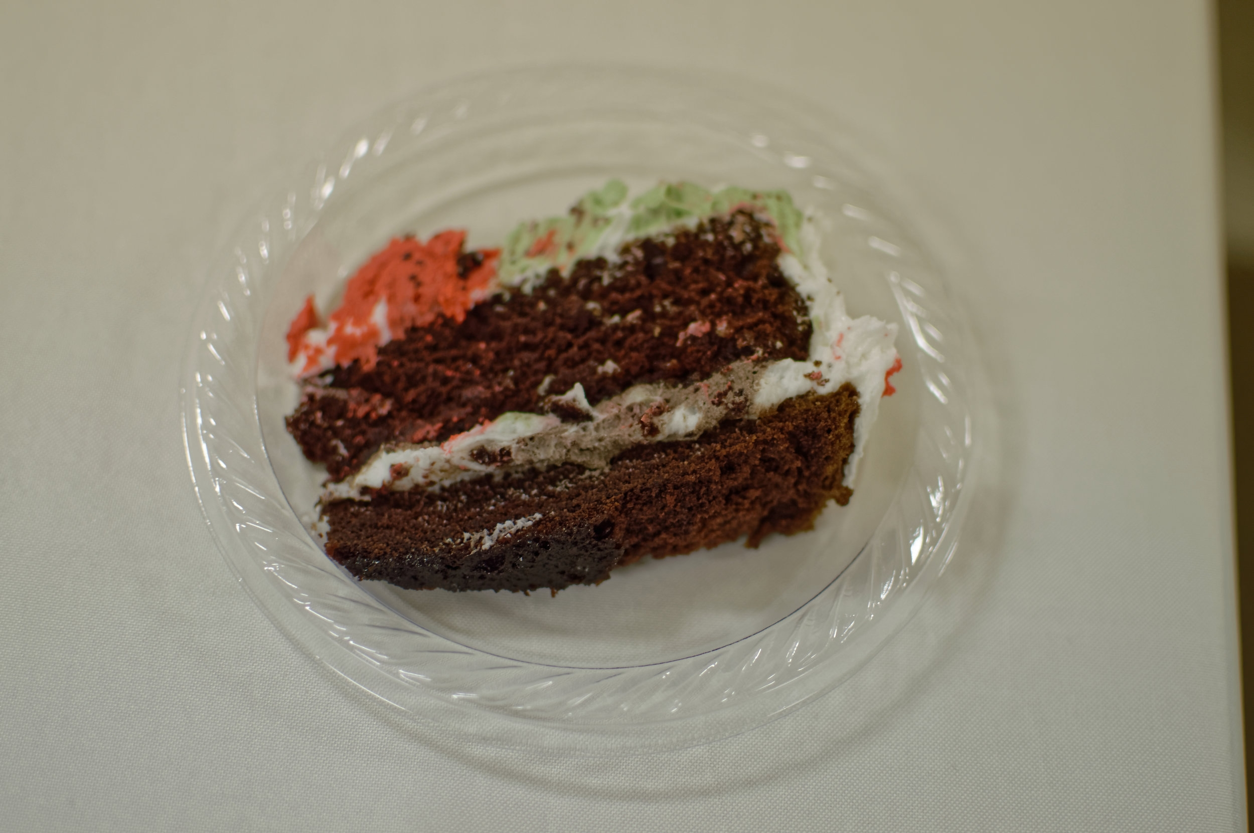 Cake made by Sr. Mary Catharine