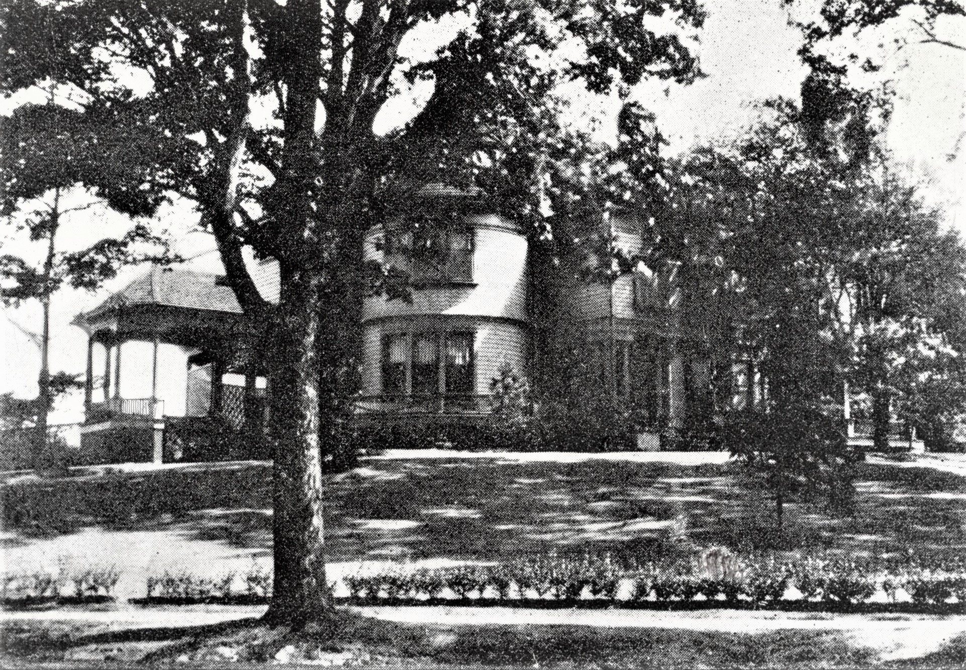First House at 63 New England Ave.