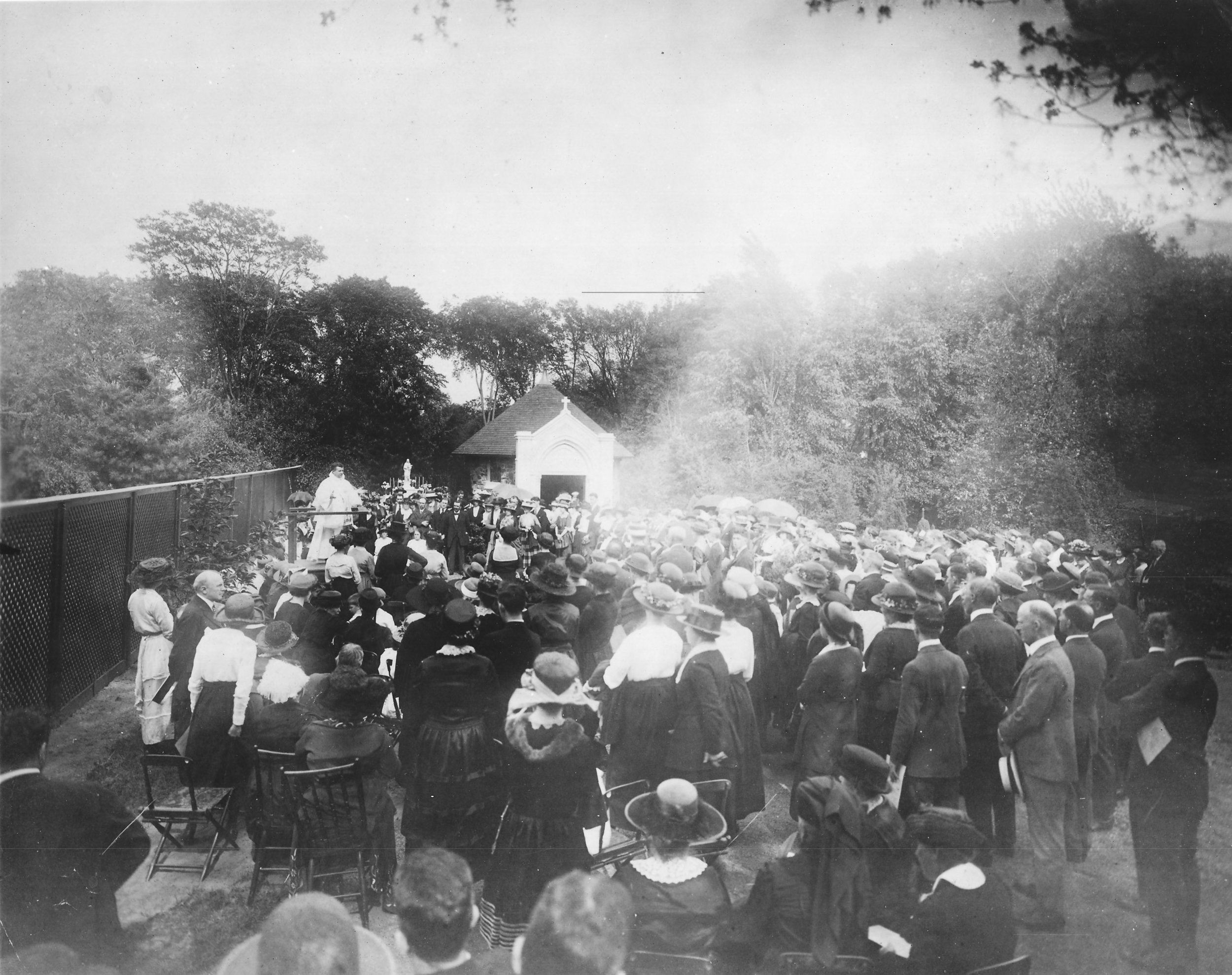 May 21, 1921 First Public Pilgrimage