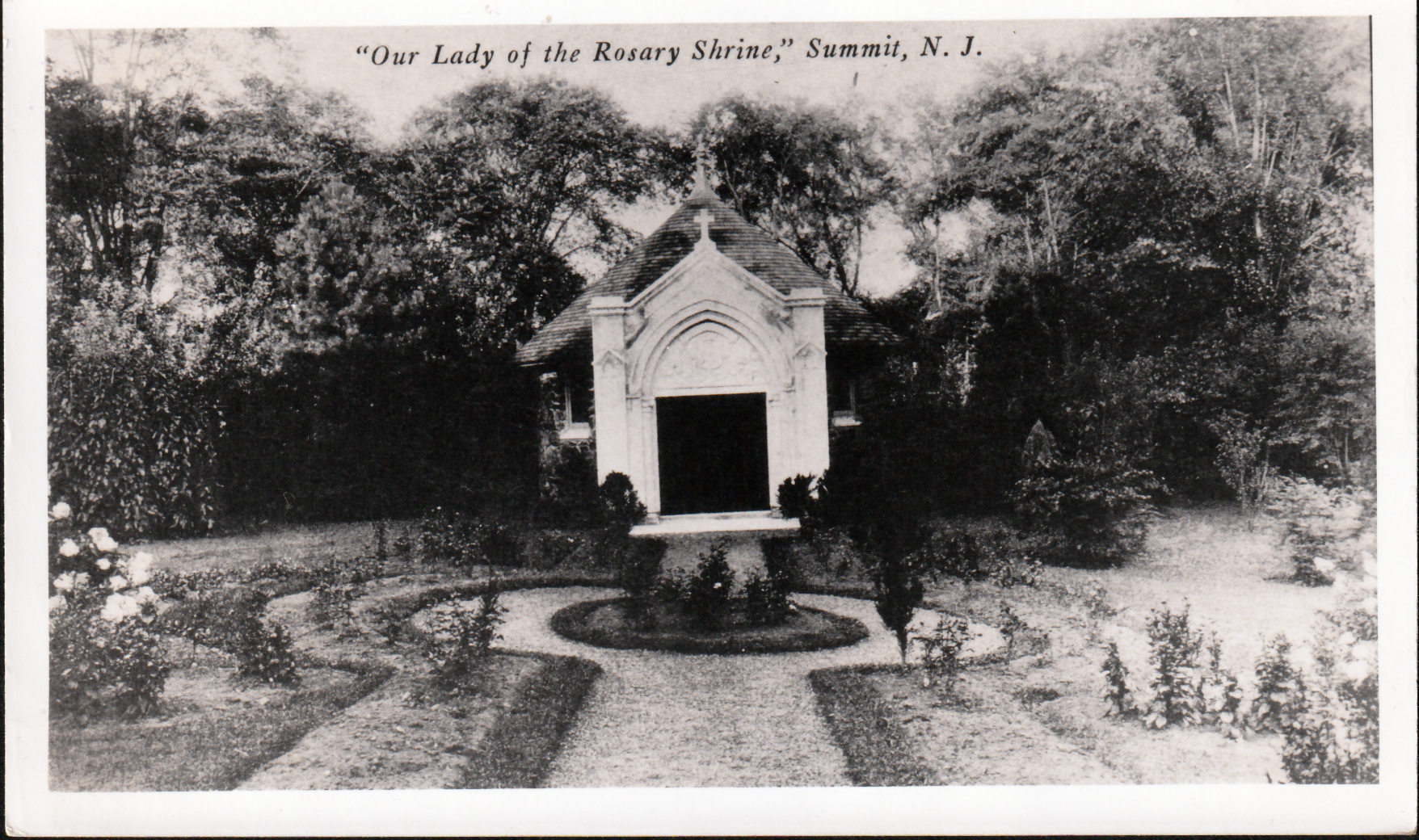 The First Rosary Shrine