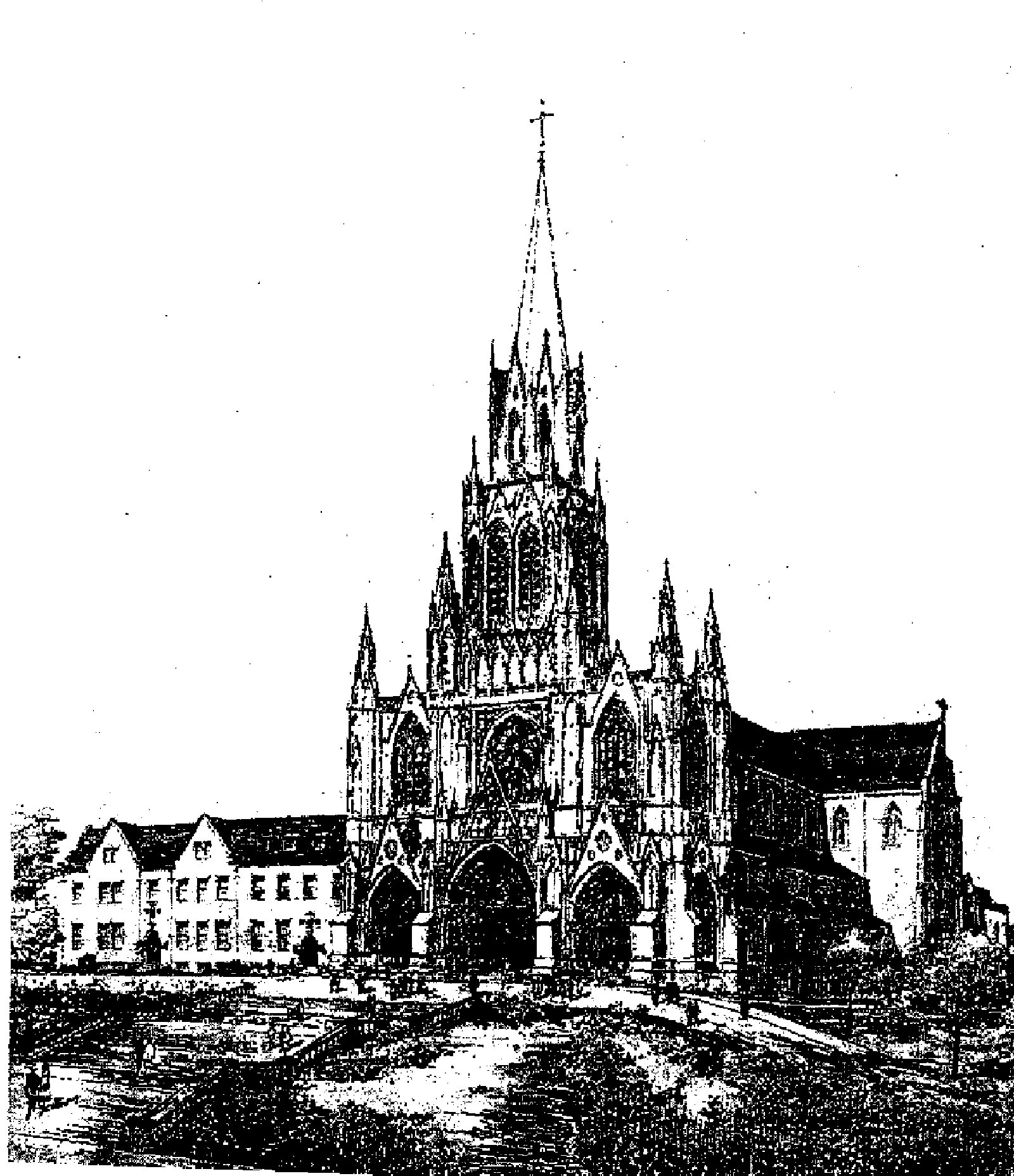 The proposed Basilica