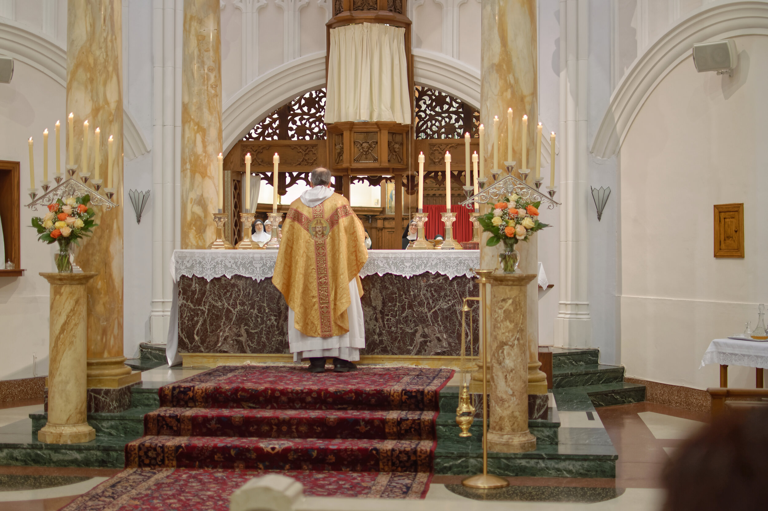 7:30 AM-Holy Sacrifice of the Mass
