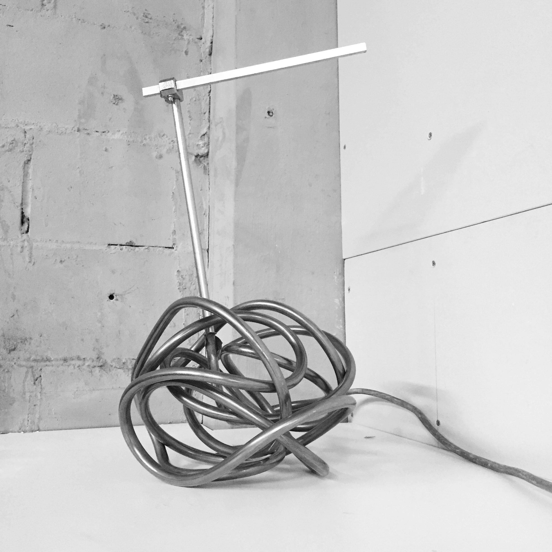 design / concept (twist lamp)