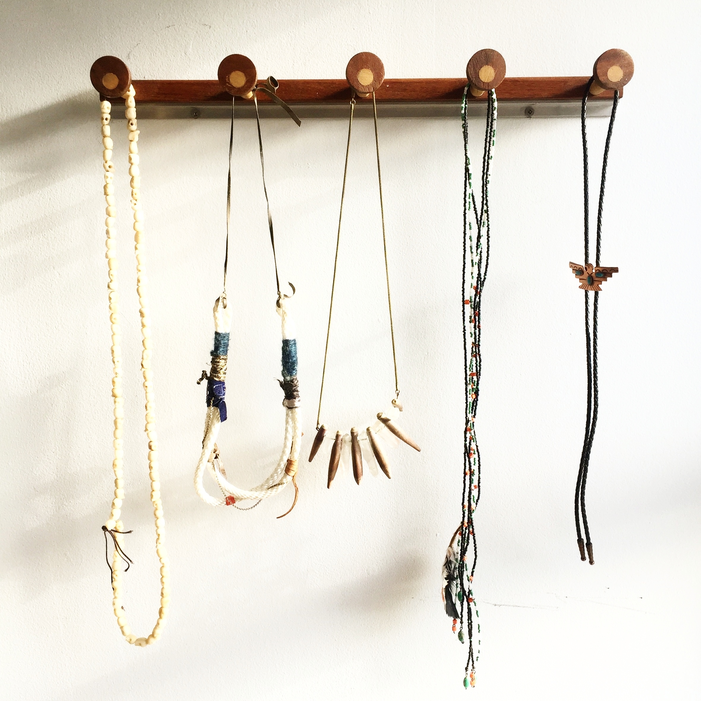 custom solutions (necklace rack)