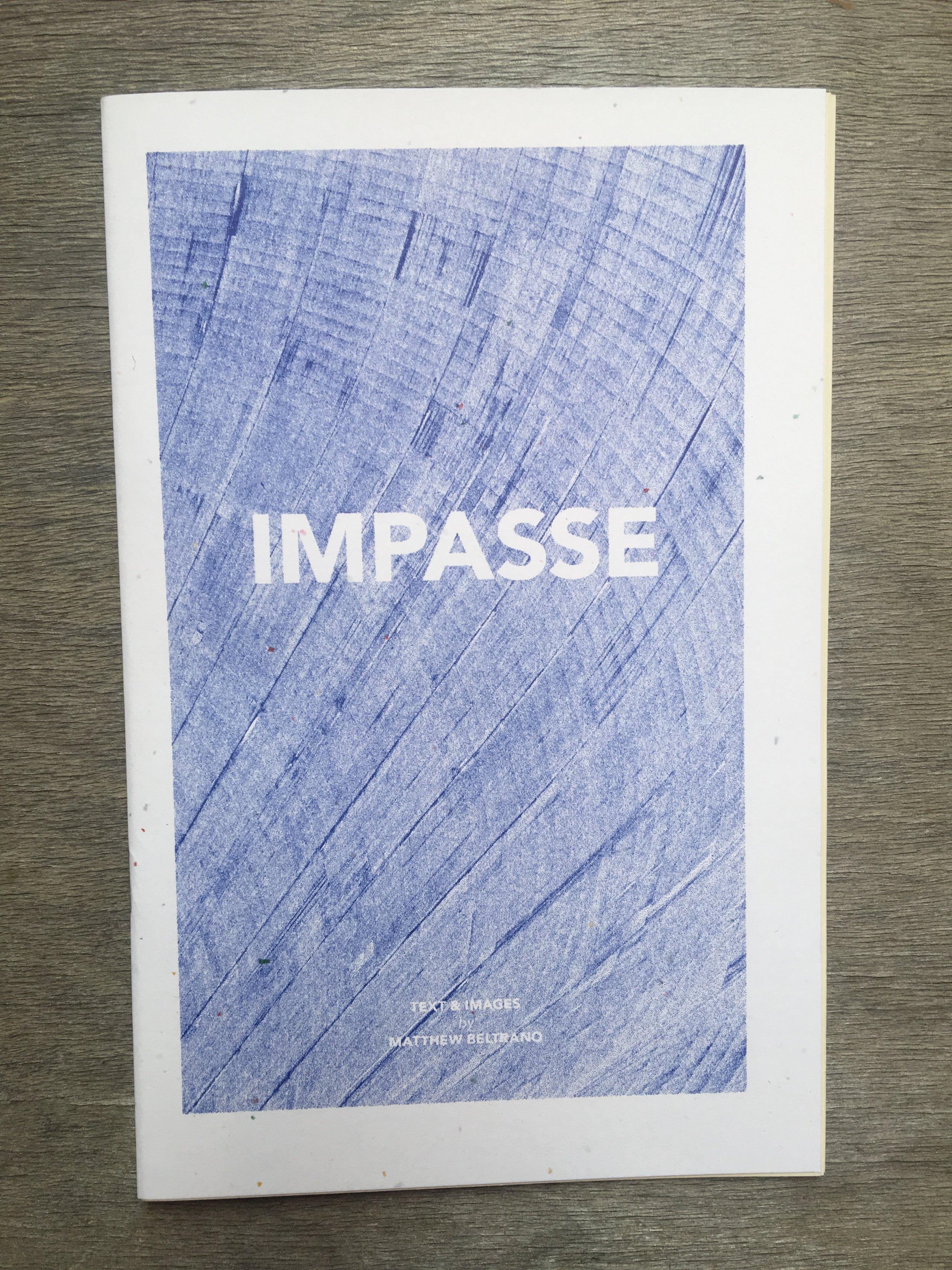Impasse by Matthew Beltrano - 14 pg4.5